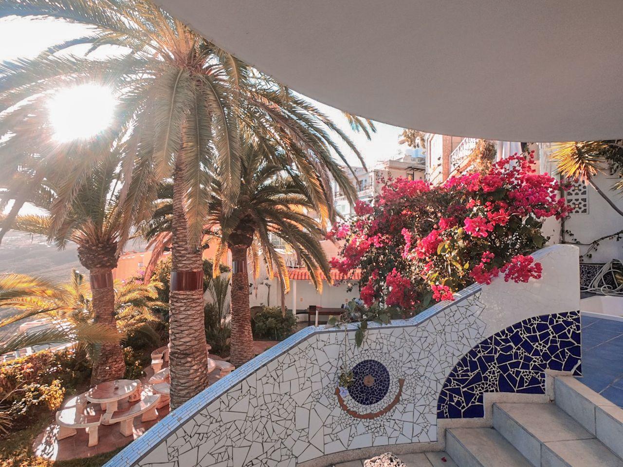 Gomera balkon