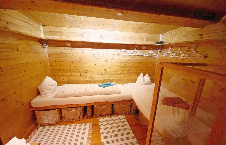 Baumhaus Schlafzimmer Kopie