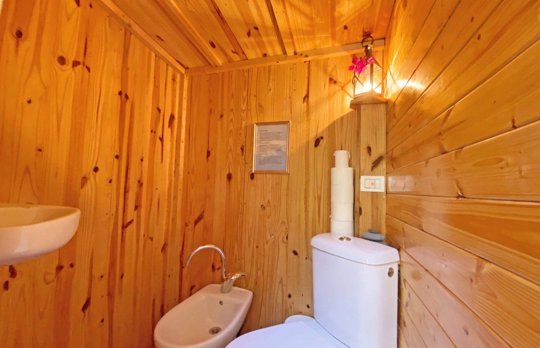 Baumhaus WC