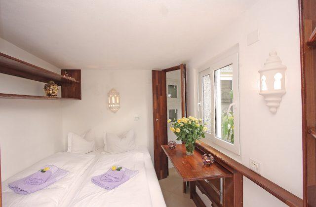 Mango Nord Doppelbett Zimmer