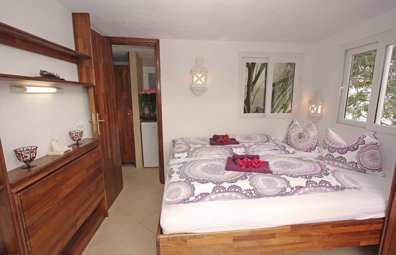 Mango Süd Doppelbett Zimmer